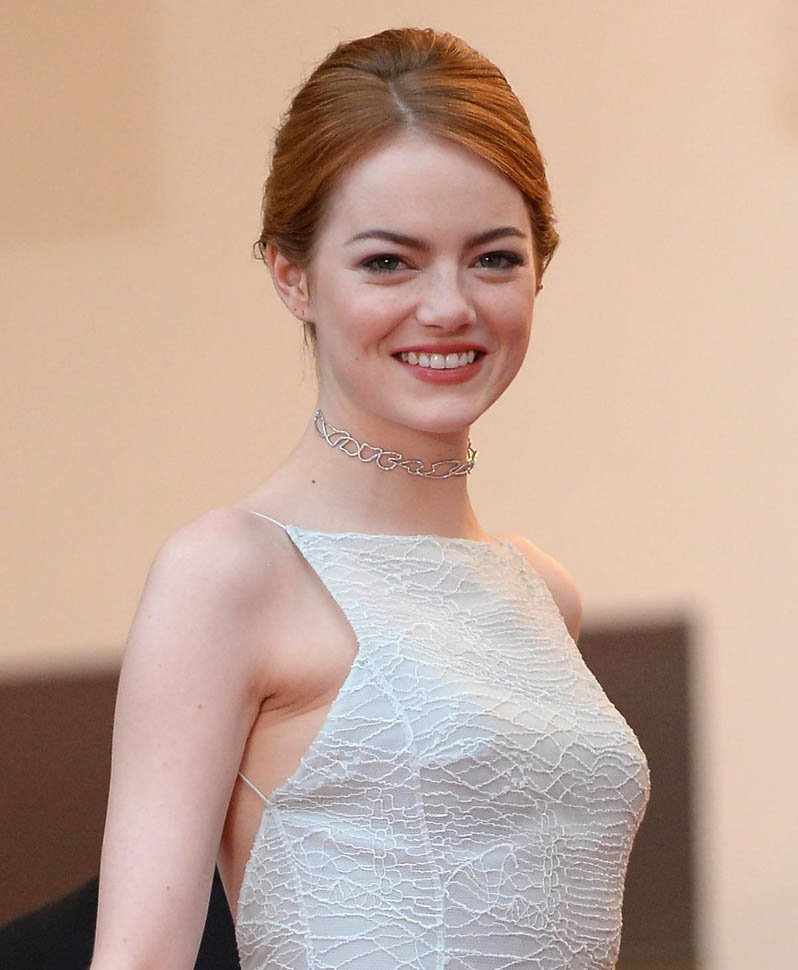 """attends the """"Irrational Man"""" Premiere during the 68th annual Cannes Film Festival on May 15, 2015 in Cannes, France."""