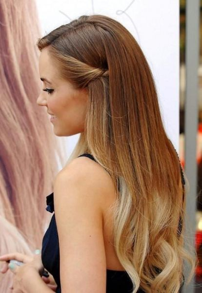 mechas californianas Valencia mechas california