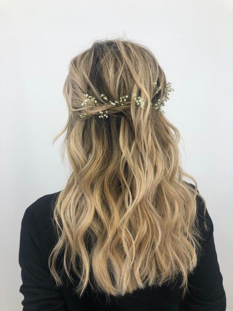 recogidos de pelo