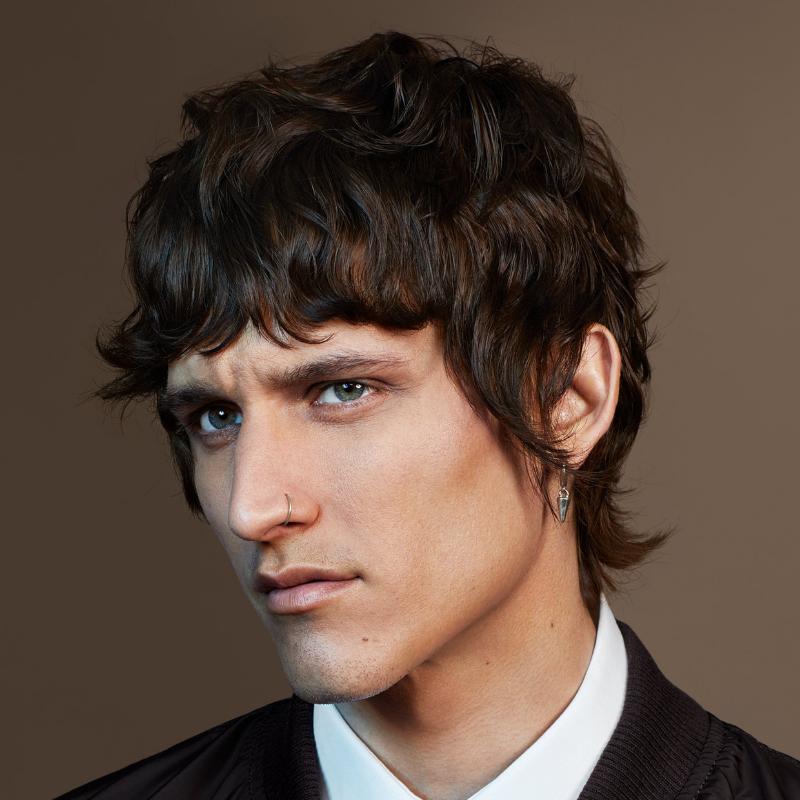 Lluvia de ideas peinados masculinos Galería de cortes de pelo estilo - Los últimos en peinados masculinos este 2019 ¡Elige tu ...