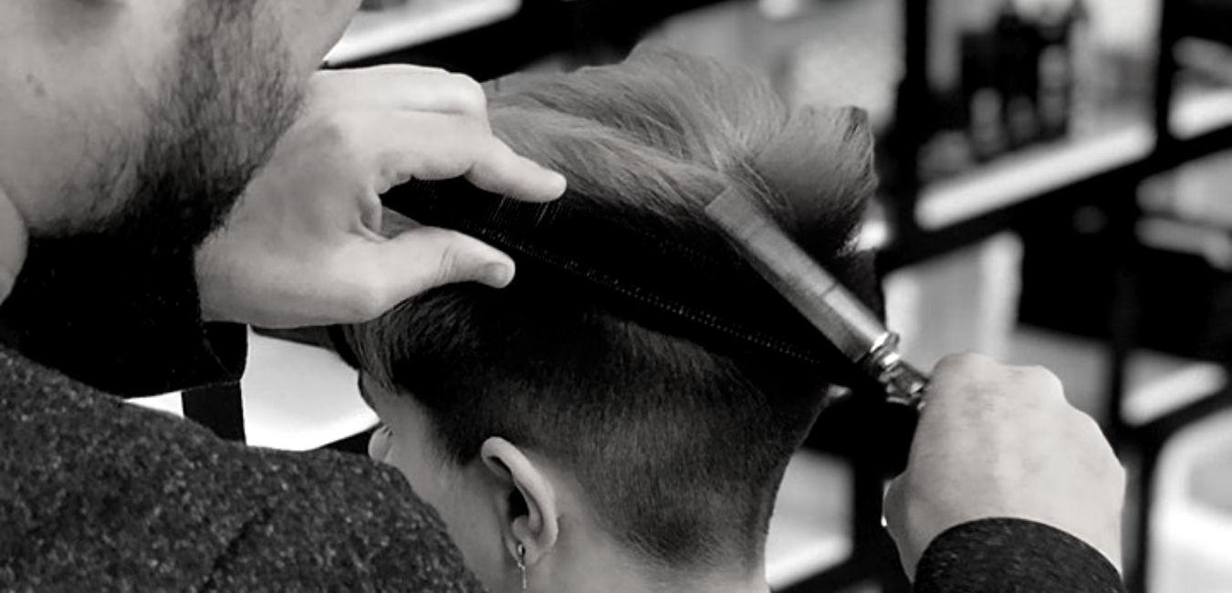 haircut course spain