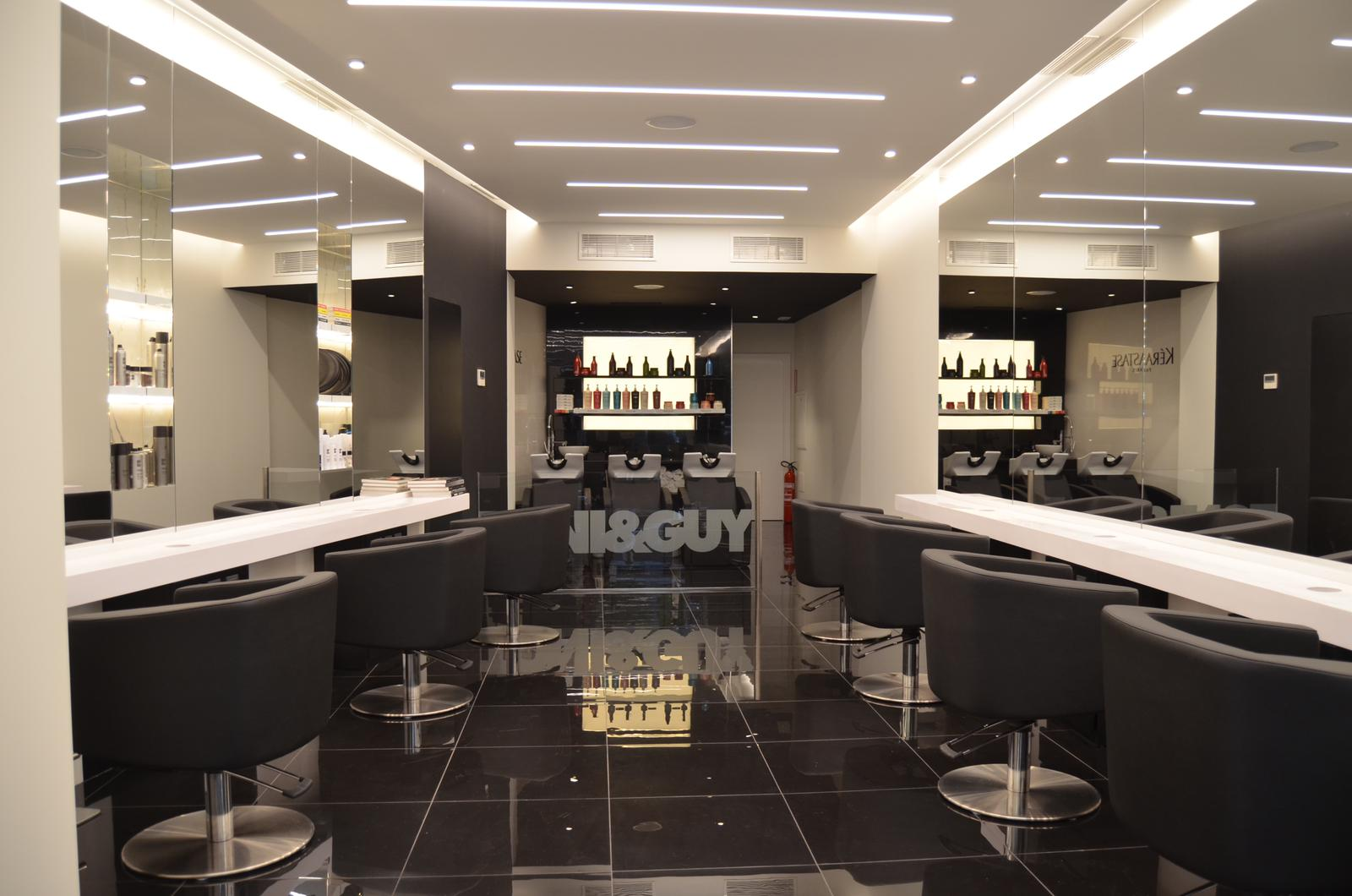 toni and guy madrid